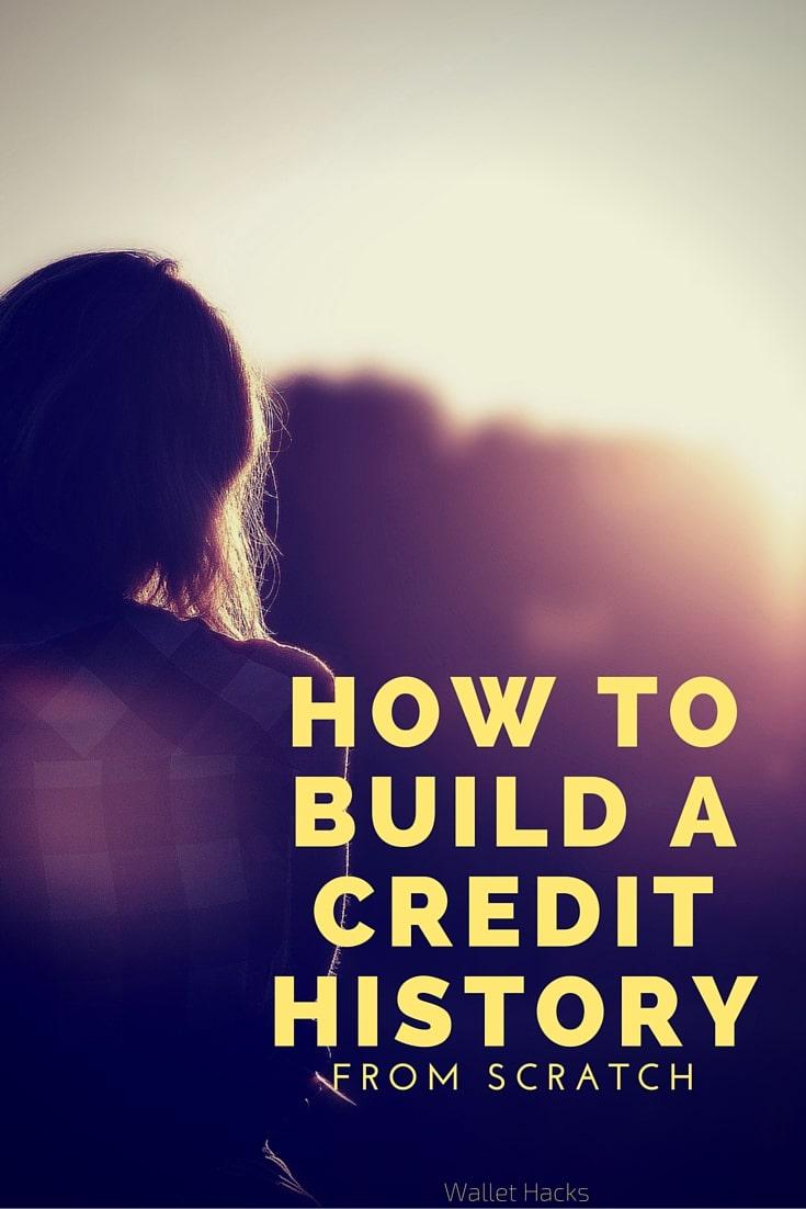 Establishing A Seasonal Capsule Part 1: How To Establish Credit History (from Scratch
