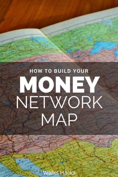 I like keeping things simple and that includes how my money is managed. Learn how I use a network mapping to keep all my accounts straight and why you should be using one too.