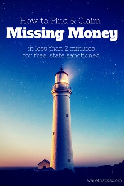 There are over $40 billion in unclaimed funds & missing money sitting in state coffers. Learn how you can find out if its yours, claim it for free (never pay anyone for this!), and give your savings a boost... in under 2 minutes.