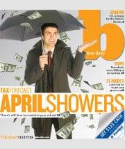 Baltimore Sun's b magazine
