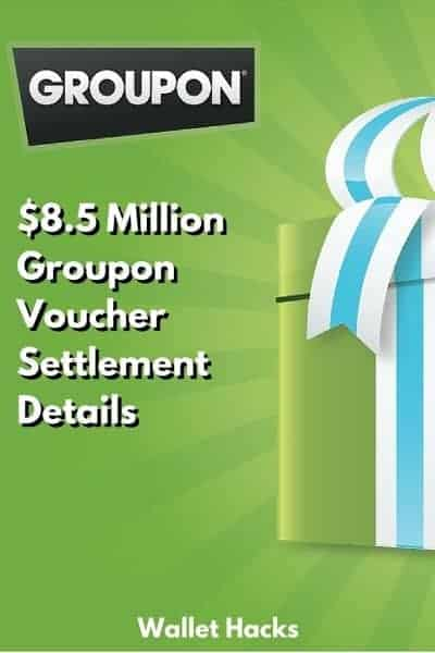 $8.5 MillionGroupon VoucherSettlement