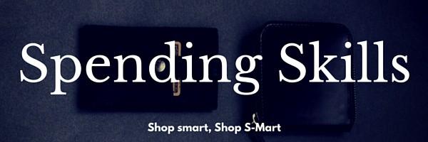 Spending Skills Shop Smart