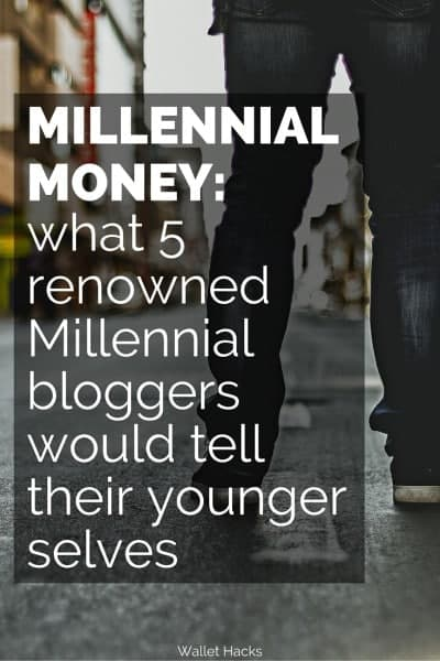 Millennials approach money differently than other peer groups and we found five renowned Millennial bloggers to ask them what they would tell their younger selves. Each were recognized as Plutus Award finalists and we were able to get them all to answer a few key money questions.