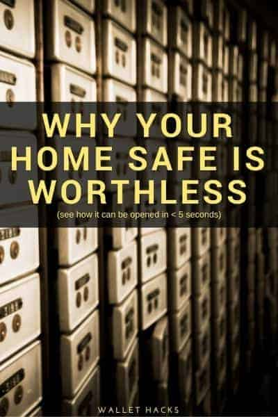 That safe you have in your house... it's probably worthless. With a rare earth metal and five seconds, it can be opened with no evidence of entry. See how and how to protect yourself.