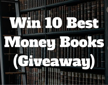 I'm giving away 10 of the best personal finance books to one lucky winner. Books include classics from authors Dave Ramsey, Farnoosh Torabi, Ramit Sethi, David Bach, and so many more.