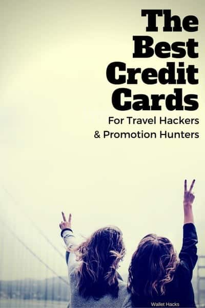 Credit cards are competing HARD for your business, offering hundreds of dollars worth of airline flights, hotel stays, and other bonuses. See what the best promotions are out there for the world traveler in you!