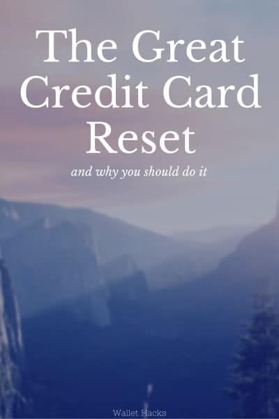 "I lost my credit card twice in four weeks and what it taught me was that doing this, ""resetting"" your credit card, can help you save a lot of money and time. See how!"
