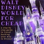 Disney For Free: Learn the Travel Hacker's Secrets the Happiest Place on Earth