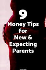 Having a baby is hard. Especially when the world is trying to separate you from your money in this time of little sleep and high stress. See our money tips so you don't fall for their traps!
