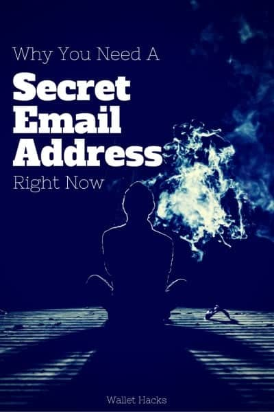 "Websites are being hacked every day, revealing sensitive email addresses, usernames, and passwords. If you use only one email address, learn why this could cost you big time and how a secret ""classified"" email address is the way to go for the most sensitive of accounts."