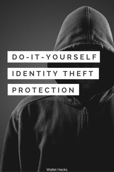 "Identity theft is a serious problem but don't believe all the hype behind those ""identity theft protection services."" You can do it all yourself, for free, and save that money for more important things... like cake."
