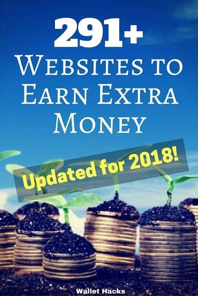 (Updated for 2018) If you need to make extra money, you HAVE to check out this list of hundreds of legit sites that will pay you. From market research to writing your own greeting cards, this page lists a ton of places and I bet you haven't heard of half of them!