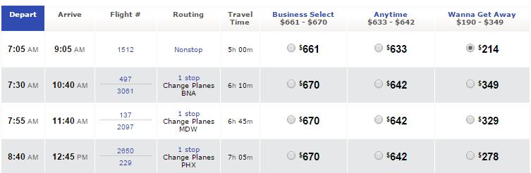 bwi-las-outbound-fares
