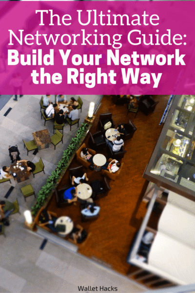 Networking is just another word for meeting people and showing them you're a regular friendly person and not some weirdo. Learn exactly how to network the right way!