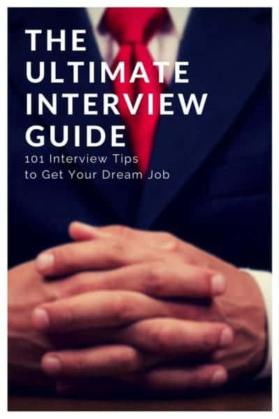 Interviewing is the great equalizer when it comes to getting your dream job. It levels the playing field because you get to put passion and personality behind the bullet points on your resume. Companies hire people, they don't hire resumes, and interviews are how they separate the best performers from the best resume wordsmiths. See 101 tips for improving your interviews and getting that dream job.