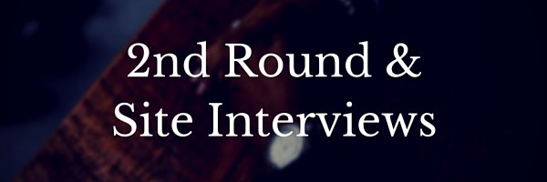 Tips for 2nd round interview tips