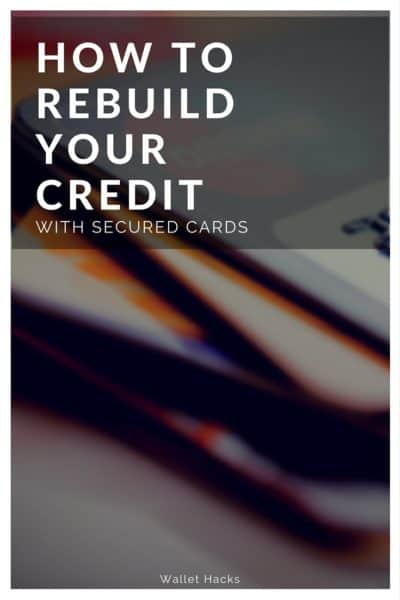 Rebuilding your credit is hard but possible if you do it right. Learn how you can use secured cards to get your credit score back up to where it needs to be.
