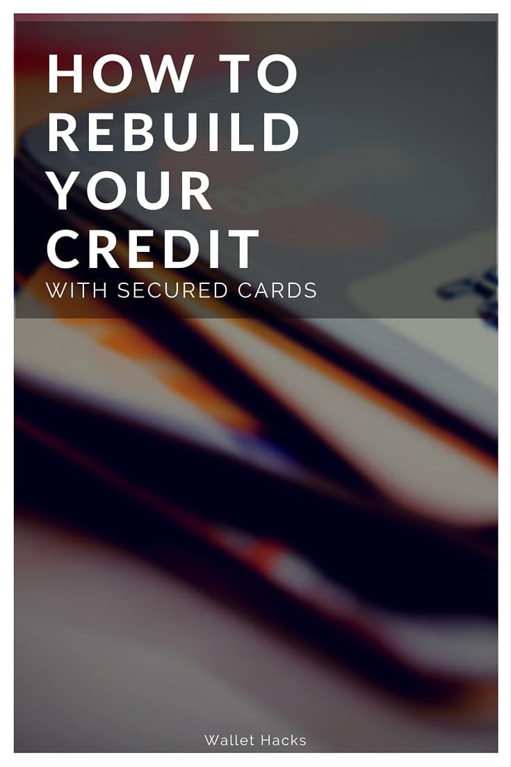 Credit Cards To Rebuild Credit