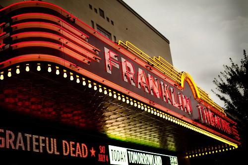 Franklin Theatre, courtesy of VisitFranklin.com