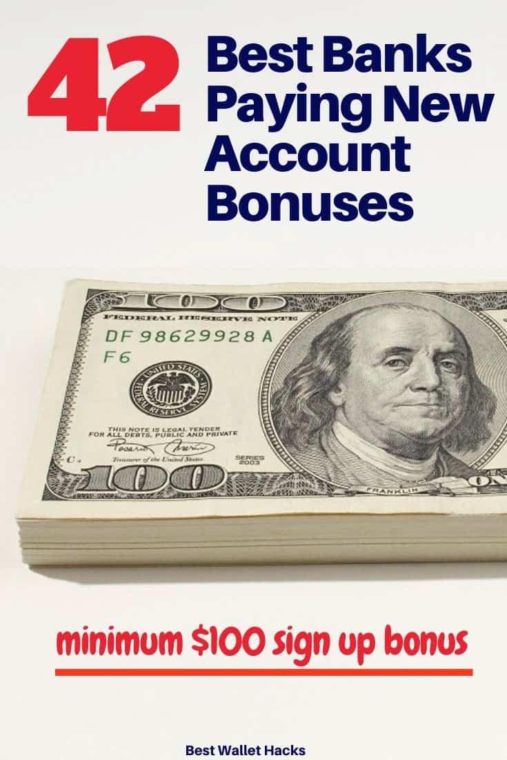 $100 signup bonus