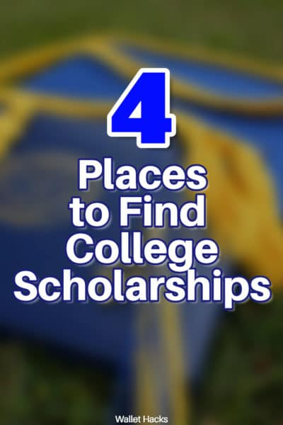 College can be expensive but one of the best ways to lower the cost is with scholarships. Unlike loans, which need to be re-paid, scholarships are free money and there are many which are easier to win because fewer people know about them!