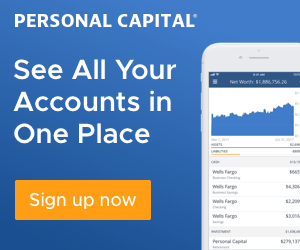Personal Capital: Link All Of Your Accounts