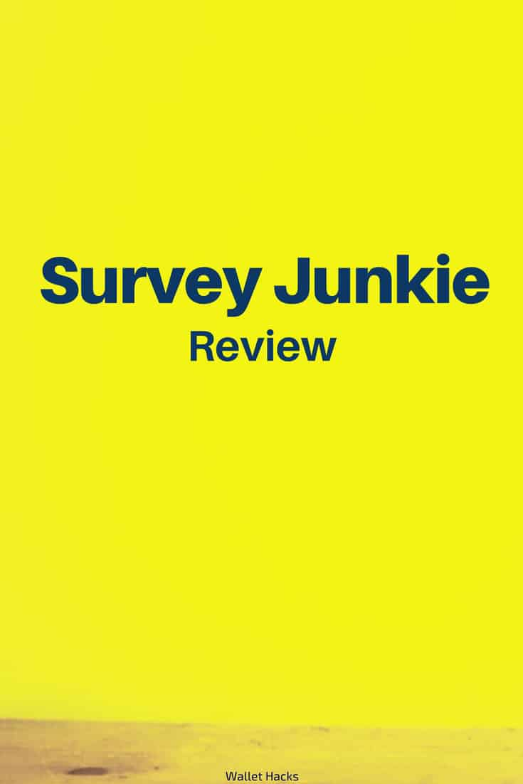 Is Survey Junkie Legit or a Scam? Here's my experience
