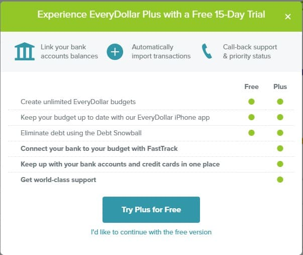 EveryDollar Review: A Look at the Features of Dave Ramsey ...