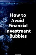 While you weren't looking, we had a financial investment bubble in cryptocurrency. It's so tempting to want to make that quick buck but there are a LOT of reasons why you should avoid them... and how to avoid them in the future.