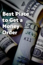 Find out the best place to get a money order, where you can cash it, and how much it'll cost you!