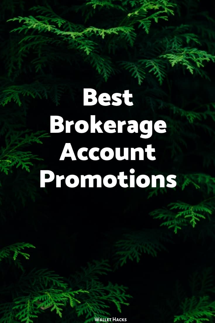 Best New Brokerage Account Promotions (September 2019)