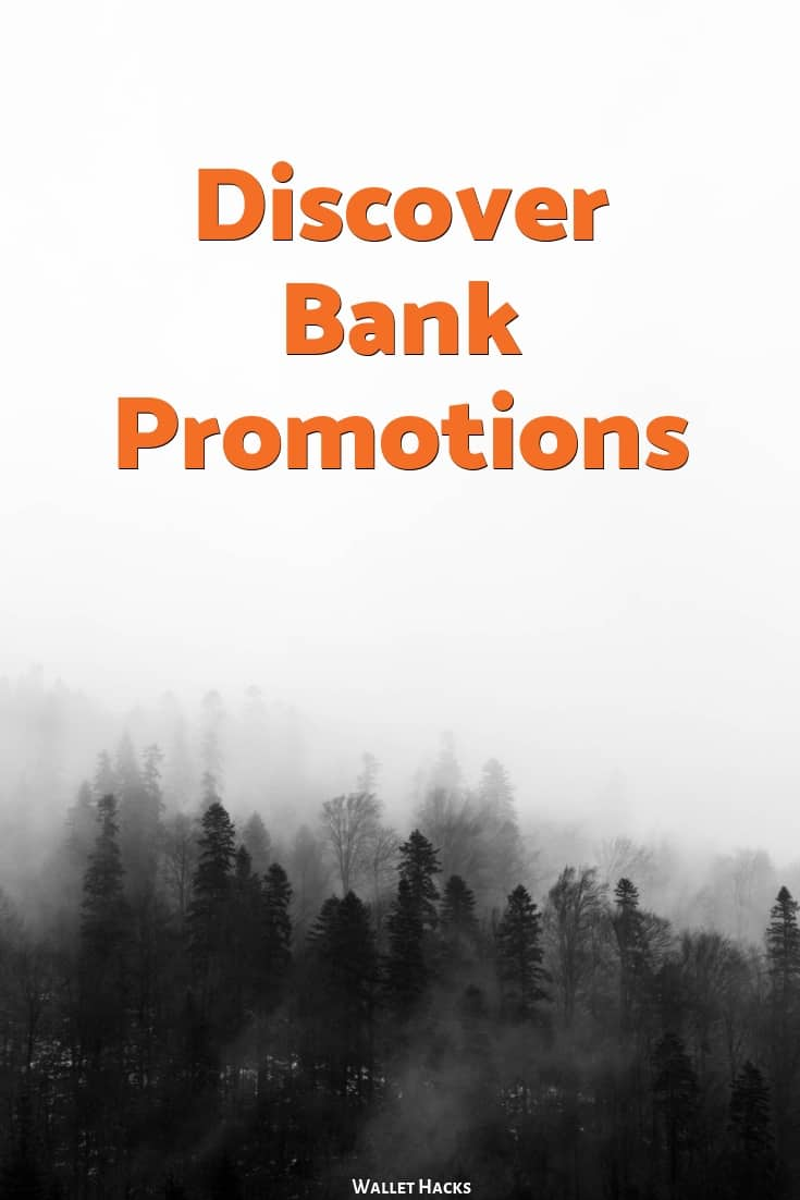 Discover Bank Promotions: $200 Savings Account, $360