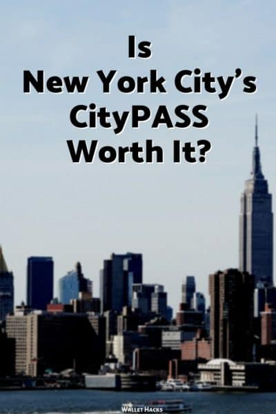 Are you visiting New York City and planning to visit some attractions? If so, maybe getting the Citypass for NYC could save you a bundle of money on the tickets you were already going to pay for!