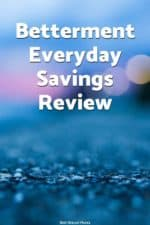 Did you know that Betterment has now added banking services to their roboadvisor offering? Everyday Savings is a high yield savings account with $1mm in FDIC coverage - learn more about it today!