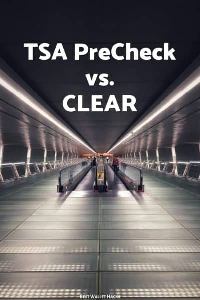 TSA PreCheck and CLEAR are two services that help speed you through airport security. Learn the key differences, how they can work together, and which one you might want to get (or both!).