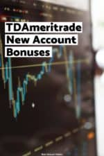 TDAmeritrade recently made stock, options and ETF trades free so to entice new customers, they are now offering hundreds and thosands of dollars in bonuses!