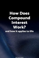 Learn how compound interest works and, more importantly, how it applies to your life in ways beyond money!