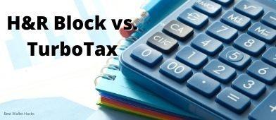 H&R Block vs TurboTax
