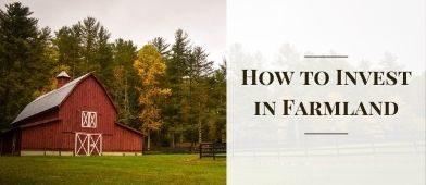 Want to learn how to invest in a stable but rising real estate asset class? Farmland is becoming more popular and there are new ways to get involved.