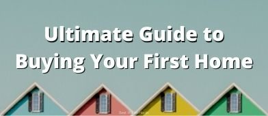 I made a few mistakes when we bought our first home and today I want to share how you can do it MUCH better than I did!