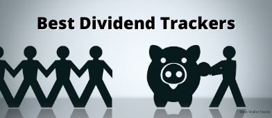 best dividend trackers