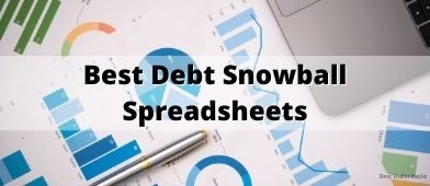 debt snowball spreadsheets