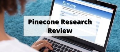 Pinecone offers better paying surveys than most survey companies